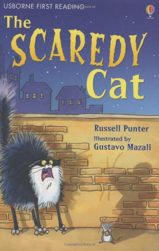 The Scaredy Cat (Usborne First Reading)