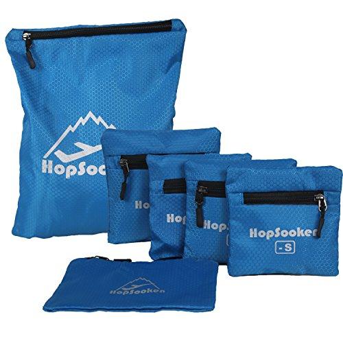 Hopsooken , Kofferorganizer blau blau