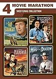 Best Uni Movies On Dvds - 4 Movie Marathon: Westerns Collection Review