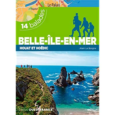 BELLE ILE EN MER - 14 BALADES