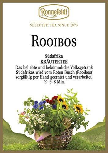 Ronnefeldt - Rooibos – Organic - 100g - Loose-Leaf Tea [Mix]