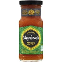 De Sharwood Green Label Mango Chutney 6 x 227 g