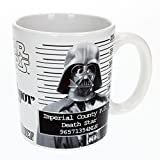 SD toys Taza Cerámica, Darth Vader Fichado Star Wars