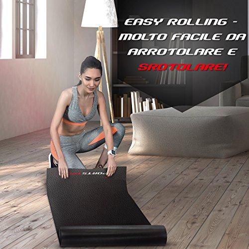 Zoom IMG-2 sportstech tappetino protettivo pavimento 4