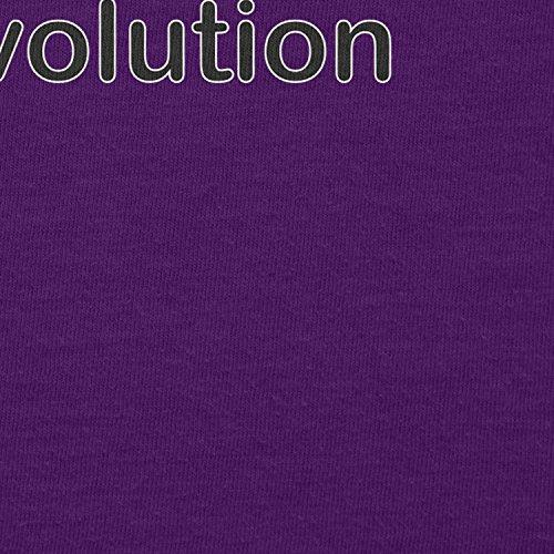 TEXLAB - T6 Evolution Color Edition - Herren T-Shirt Violett