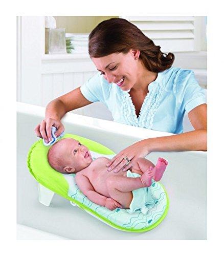 Hamaca bañera bebe Summer Infant Plegable Peces