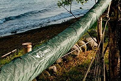 DD Sleeve Snakeskin Hängematten Schutzhülle olivgrün von DD Hammocks bei Gartenmöbel von Du und Dein Garten