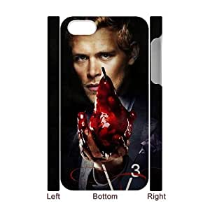 3D Print The Vampire Diaries Actor&Joseph Morgan Case Cover for iPhone 4/4S - Personalized Hard Cell Phone Back Protective Case Shell-Perfect as gift
