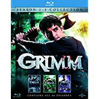 Grimm Seasons 1-3 on Blu-ray