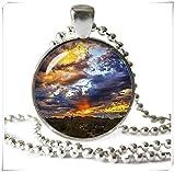 Beautiful Sky Halskette Anhänger Sky Jewelry
