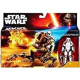Star Wars: Episodio VII - El despertar de la fuerza Stormtrooper figura vehículo de asalto