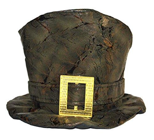 -Party Steampunk Hut, Zylinder verrückter Hutmacher, Mehrfarbig (Verrückte Frisuren Für Halloween)