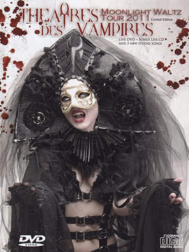 Theatres des Vampires - Moonlight waltz tour 2011 (+CD+libro)