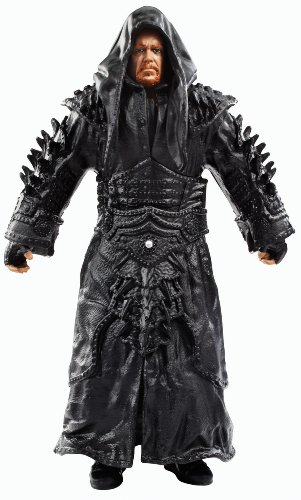 Mattel WWE Elite Collection Serie # 27 Undertaker Action Figur