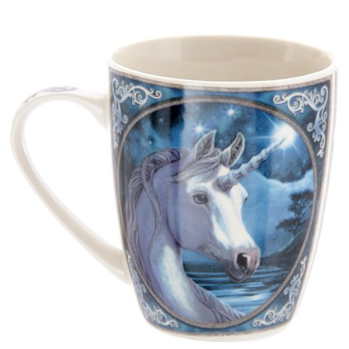 Lisa Parker Licensed Unicorn Bone China Mug