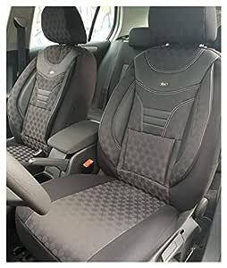 Maß Sitzbezüge Kompatibel Mit Mitsubishi Asx Fahrer Beifahrer Ab 2010 Farbnummer 910 Baby