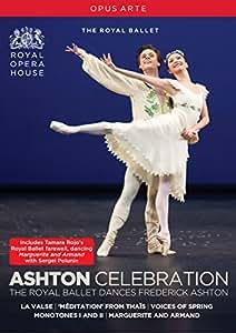 Ashton Celebration [Artists of the Royal Ballet, Emmanuel Plasson] [Opus Arte: OABD7128D] [Blu-ray] [2013]