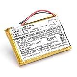 vhbw Li-Polymer Akku 1100mAh (3.7V) für Messgerät Minelab CTX 3030 WM-10