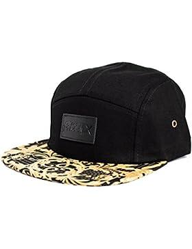 Phoenix 5-Panel Cap Casquette avec motif floral Unisexe Baseball Hat