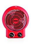 #8: Usha FH 3620 2000-Watt Fan Heater (Red)