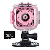 Best Digital Cameras For Children - Ourlife Kids Action Cam, Action Camera for Kids Review