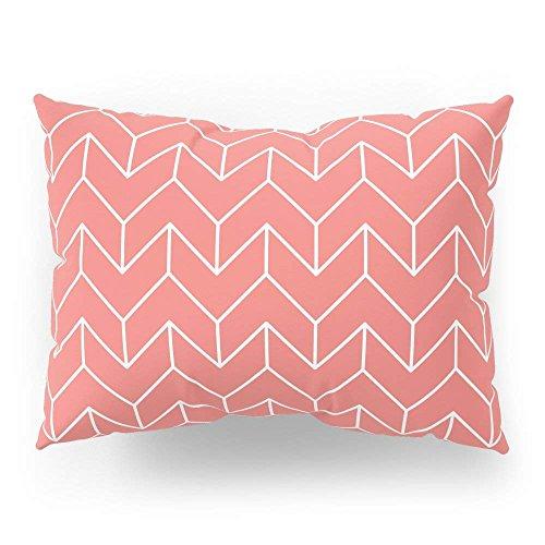 Check-standard Pillow Sham (xiangwangdeli Chevron Pillow Sham Standard (20