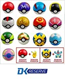 Pokemon Pokeball Toys with Action Figure...