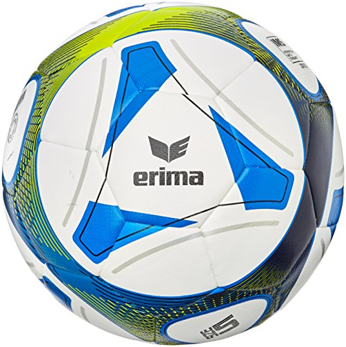 erima Fußball Hybrid Training royal/lime, 5