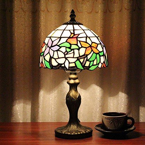 Global-8-Zoll-Tiffany Kegel handgemachte Glas Tischleuchte Tiffany-Lampe Restaurant KTV bar Spaß kreative Hochzeitsgeschenk -