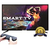 Nacson NS32W80 Smart 80 cm (32) Smart HD Ready (HDR) LED Television + AirFly Keyboard/Mouse