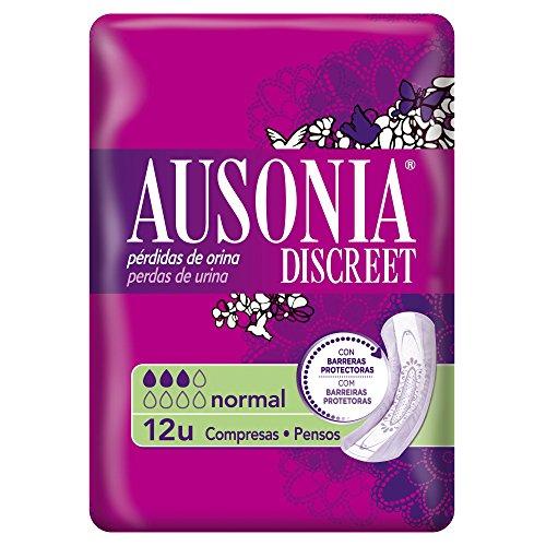 Ausonia Discreet Normal Compresas Para Pérdidas Orina