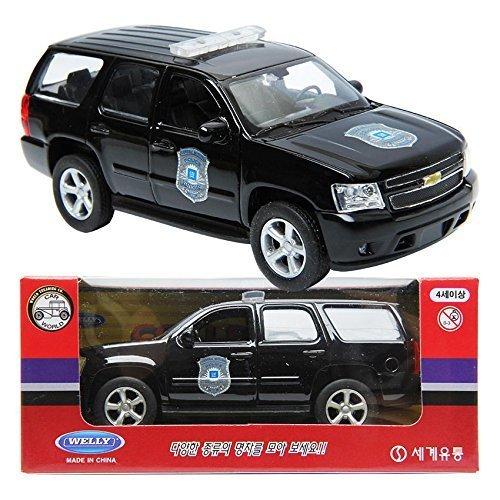 welly-08-chevrolet-tahoe-police-black-134-die-cast-metal-toys-minicar