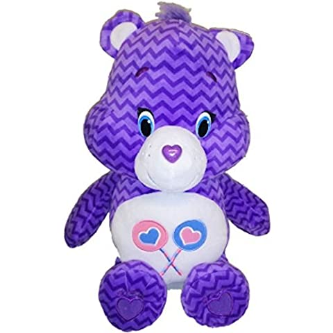 Care Bears Jumbo Zig-Zag Striped Share Bear by Care Bears - Jumbo Care Bears