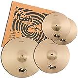 Flash Impact Series 368 Schlagzeug Becken Set