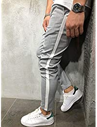 Amazon.it  Pantaloni - Uomo  Abbigliamento afb59e3b271f