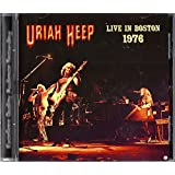 Uriah Heep - Live in Boston 1976