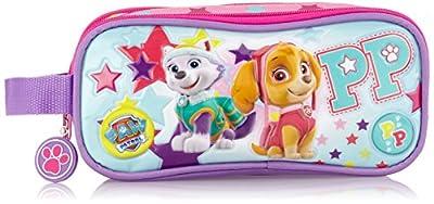 La Patrulla Canina 2714751, Estuche, Multicolor (Morado / Rosa), 22 cm por La Patrulla Canina