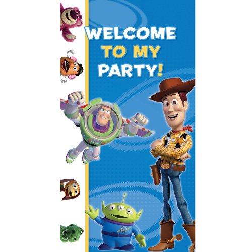 Amscan Toy Story Türdekoration (Story-ballons Toy)