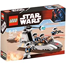 LEGO Star Wars 7668 Rebel Scout Speeder -  Deslizador explorador rebelde