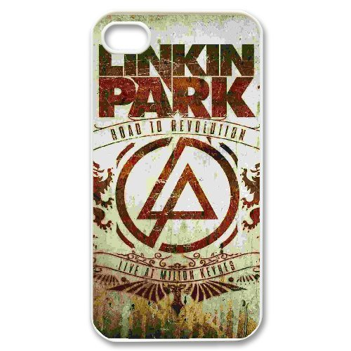 LP-LG Phone Case Of Linkin Park For Iphone 4/4s [Pattern-6] Pattern-5