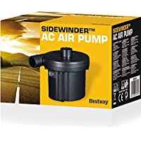 Genuine Bestway Sidewinder Electric Air Pump For Inflatables Ideal For Airbed Lilo LILO & Inflatable Guest and Camp Beds