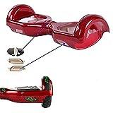 Cas de scooter d'équilibre d'individu, couverture externe de Shell de rechange pour 6.5 pouces Deux roues d'individu intelligent équilibrant le scooter électrique Hoverboard