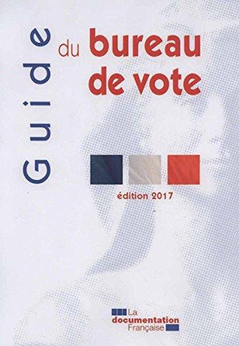 Guide du bureau de vote par From La Documentation Française