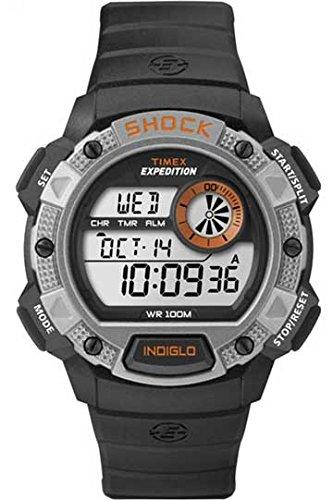 Timex T49978 - Reloj de cuarzo para hombres, color negro