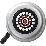 Puky G 22 de seguridad campana para Z/R bicicleta/Roller plata