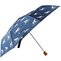 Starlight Unicorn Folding Umbrella (UBA006)