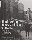 Rossellini - La trilogie de la guerre (3 BLURAY) [Blu-ray]