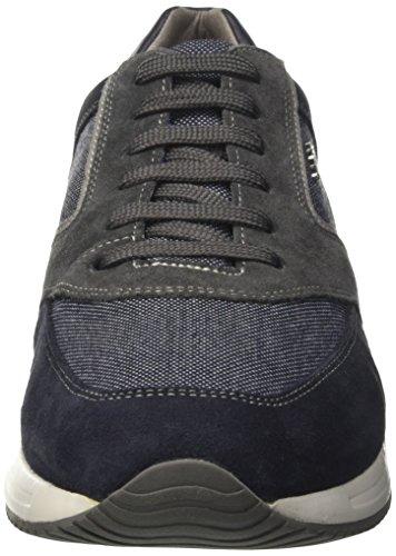 Geox Lord U Dennie A Sneaker Blau (blu Navy / Dk Grigio)