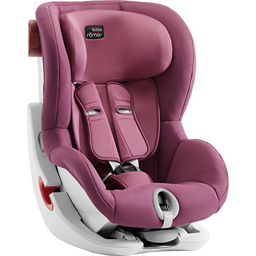 Britax Römer King II Group 1 (9-18kg) Car Seat - Wine Rose  Britax Excelsior Ltd (First Order Account)