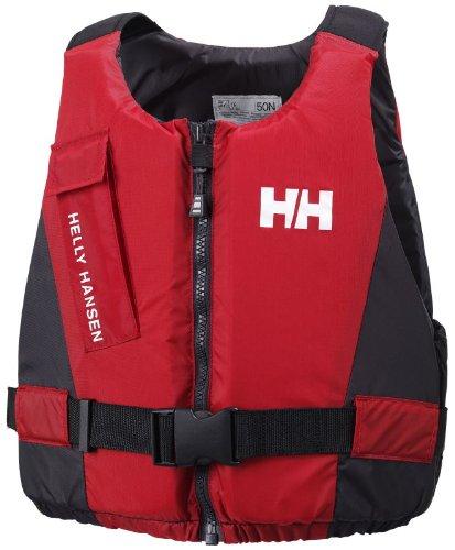 Helly Hansen Rider Vest - Chalecos salvavida unisex, multicolor, talla 60/70 kg